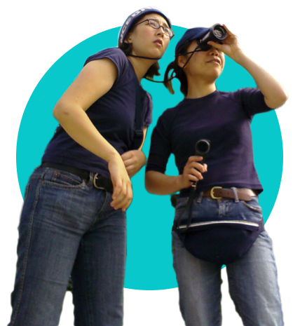 Susanne Quester and Mieko Azuma